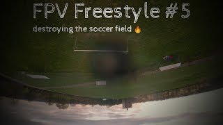 FPV Freestlye #5 | Something classic | ManuTVLiVE