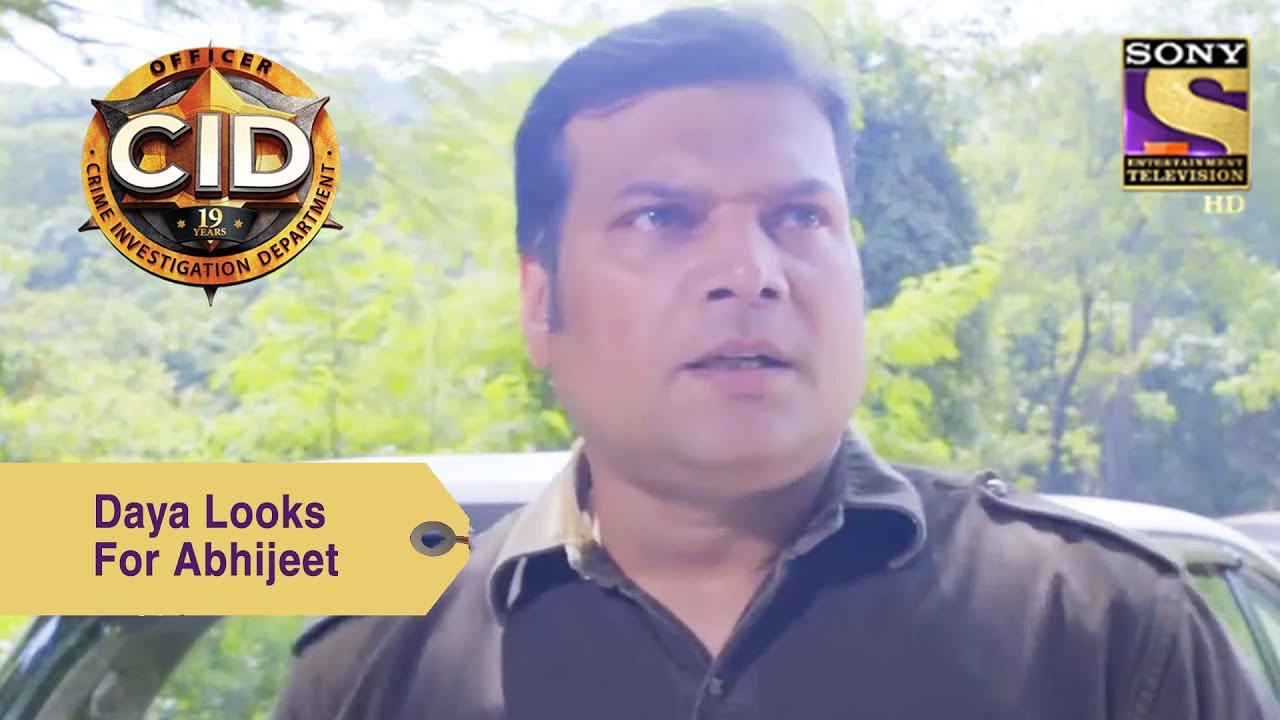 Your Favorite Character | Daya Looks For Abhijeet In The