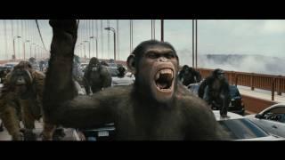 Planet der Affen - Prevolution Film Trailer