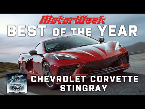 External Review Video kNccH8tLgOQ for Chevrolet Corvette Sports Car (C8)