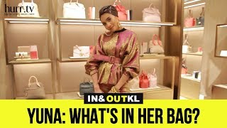 YUNA: Whats In Her Bag? | In & Out KL X Furla