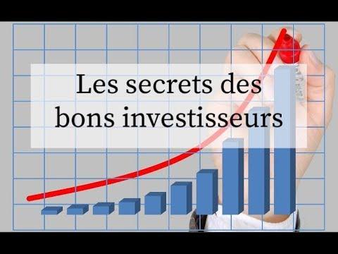 LE SECRET DES BONS INVESTISSEURS |T.BEN| CARRIÈRE & BUSINESS sur Coach Fitness