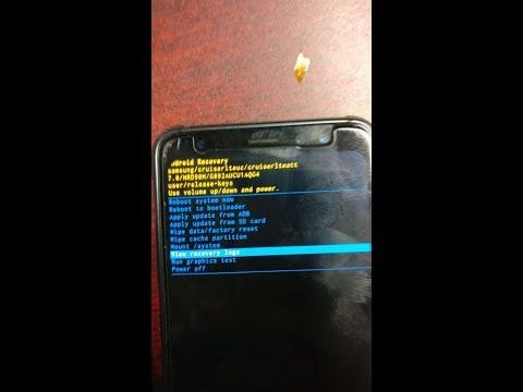 Frp bypass Galaxy S8 Active g892a - смотреть онлайн на Hah Life