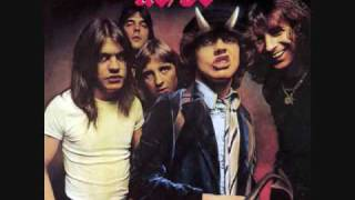Walk All Over You by AC/DC