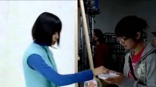 宮崎あおい2009_OLYMPUS_カプセル内視鏡篇