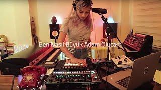 Ekin Beril - Ben Nasıl Büyük Adam Olucam ( Pinhani ) Cover