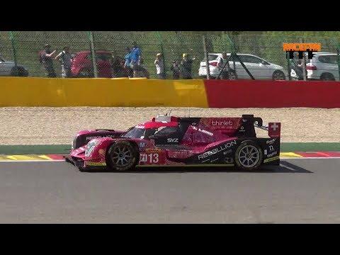 LMP1 Rebellion R-One-AER FIA-WEC 2016