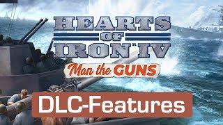 Hearts of Iron 4 Man the Guns: DLC-Features im Detail erklärt (incl. Rabattcode)
