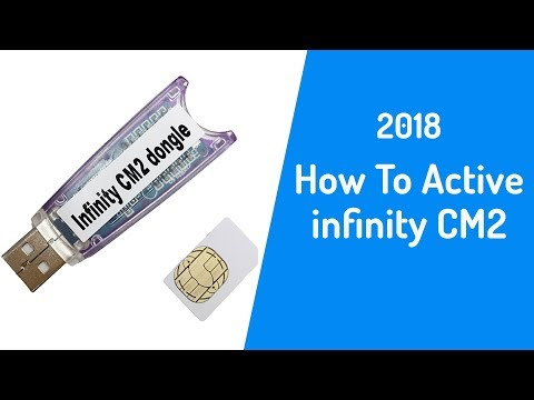 How To Active infinity CM2 By infinity dongle manager v1.70   CM2 activation  