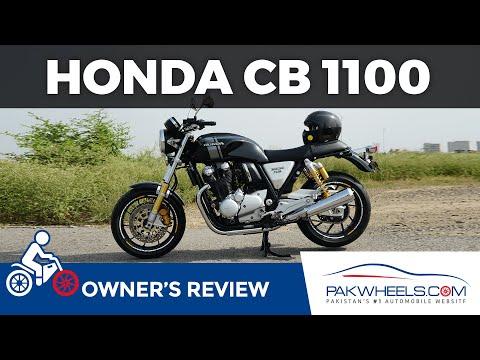 Honda CB 1100 RS | Owner's Review | PakWheels