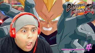 I LOST MY VOICE AFTER THIS GAMEPLAY!! [DRAGON BALL FIGHTERZ] [GAMEPLAY]