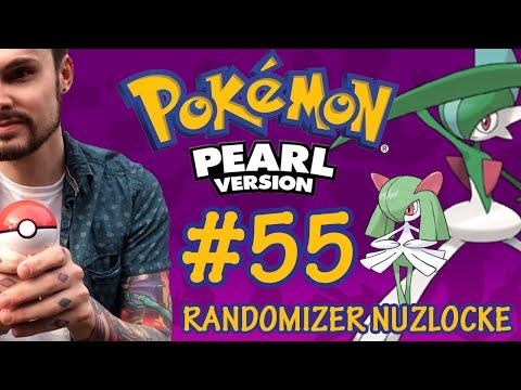 Pokémon Pearl Randomizer Nuzlocke Part 55 - It's Rock CLIMB!