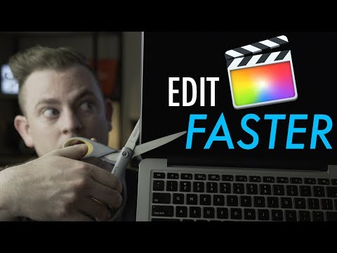 How To Edit Faster In Final Cut Pro X Mp3