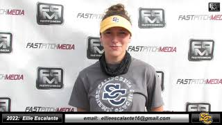 2022 Jaiden Ralston Power Pitcher Softball Skills Video - Ca Suncats