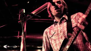 """Death Cab for Cutie performing """"Doors Unlocked and Open"""" Live at KCRW's Apogee Sessions"""