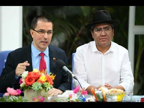 Declaración de la Octava Reunión Extraordinaria del Consejo Político del ALBA-TCP