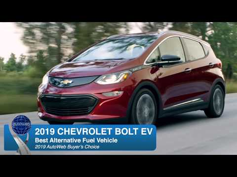 2019 Chevrolet Bolt EV Wins the AutoWeb Buyer