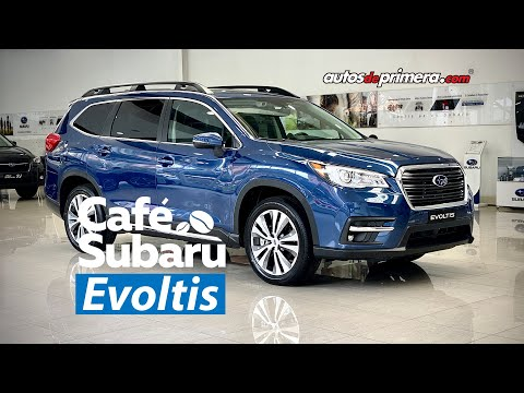 Subaru Evoltis ((EN VIVO)) 🔥 Café Subaru | Lanzamiento 🔥
