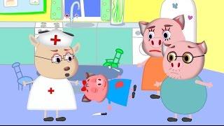 УПАЛА В ОБМОРОК - Смешные видео для детей