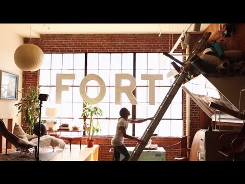 FORT (Resident Makers Program to help creatives start their own companies).