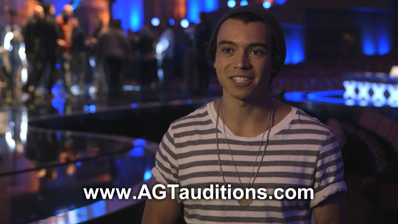 Miguel Dakota: Why Singers Should Follow Dreams and Audition for AGT – America's Got Talent 2014 thumbnail