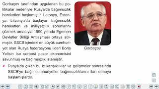Eğitim Vadisi TYT Tarih 21.Föy Toplumsal Devrim Çağında Dünya ve Türkiye 2 Konu Anlatım Videoları