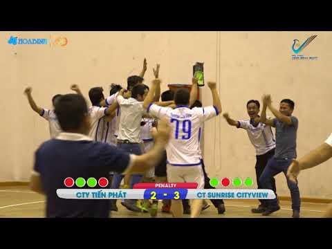 Highlight Trận Chung Kết Serie A - Môn Bóng Đá | Hội Thao Hoà Bình 2017