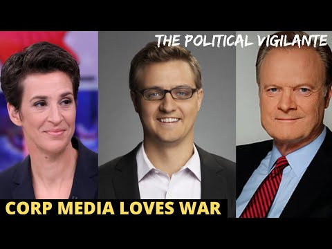 MSNBC Claims Biden's War Monger Cabinet Is Progressive