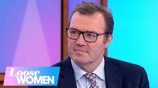 Royal Biographer Andrew Morton Speaks on Prince Harry and Meghan's Baby | Loose Women