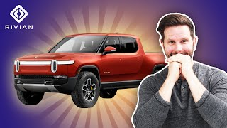 Ordering my Rivian R1T Electric Truck!!