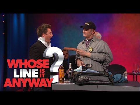 Náhradní ruce: Michael Weatherly na letišti