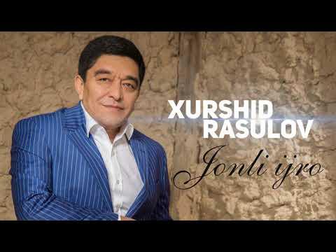 Xurshid Rasulov - Jonli ijro 2018