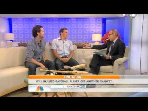 Adam Greenberg on NBC's Today Show