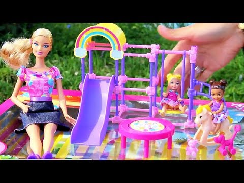 Nursery School Teacher Playset / Barbie Przedszkolanka - Barbie - I Can Be / Bądź Kim Chcesz - W3749