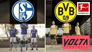 FIFA 20 VOLTA EA Sports - FC Schalke 04 vs. Borussia Dortmund