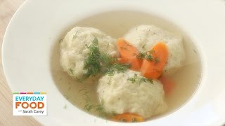 3 Traditional Passover Recipes - Everyday Food with Sarah Carey