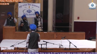 Live broadcast from Guru Nanak Sikh Gurdwara