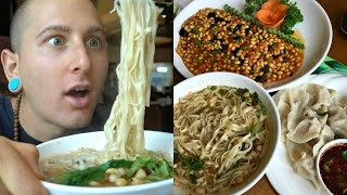 How To Find Amazing Vegan Food In China // What I Eat & Do In A Day