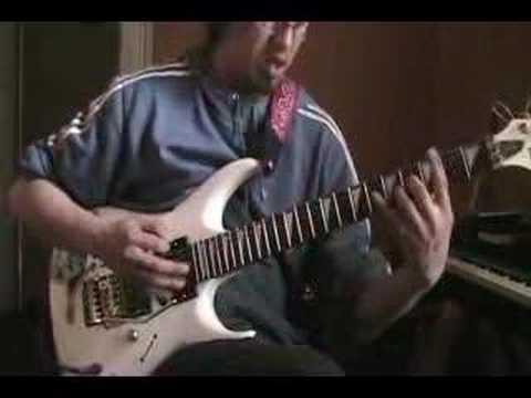 perezmusic guitar solo
