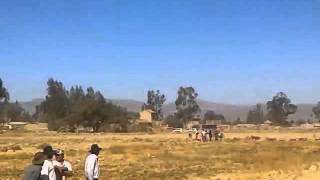 preview picture of video 'carrera de motos en laguna carmen punata'