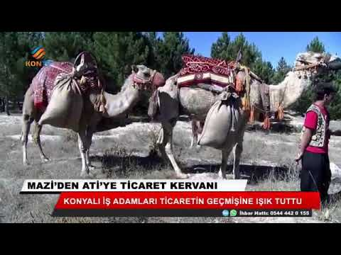 MÜSİAD Konya Şubesi Tarihi Ticareti Canlandırdı - 2018