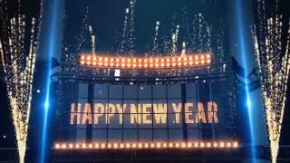 I Will Create Countdowning New Year Video