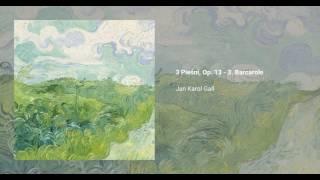 3 Pieśni, Op. 13