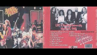 APRIL WINE live in Reading, 10.03.1980