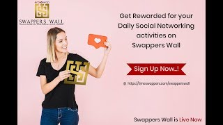 Hindi Explanatory Video of Swappers Wall