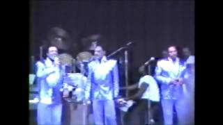 Four Tops- I Believe in You and Me-KC 1987
