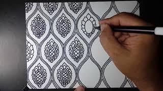 Contoh Batik Mudah Digambar Kumpulan Soal Pelajaran 8