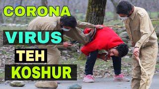 Corona Virus And kashmiri People Funny Video By Kashmiri rounders