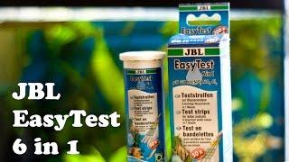 JBL Easy Test 6in1 NO2 NO3 GH KH pH Cl2 Tes Kit - Teskit Uji Cepat Kualitas Mutu Air