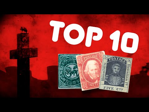 Exploring Stamps: Top Dead Countries to Collect